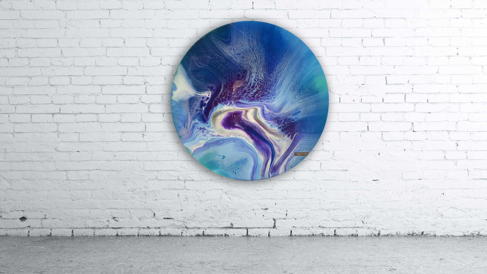 Ocean fairytale storm Image