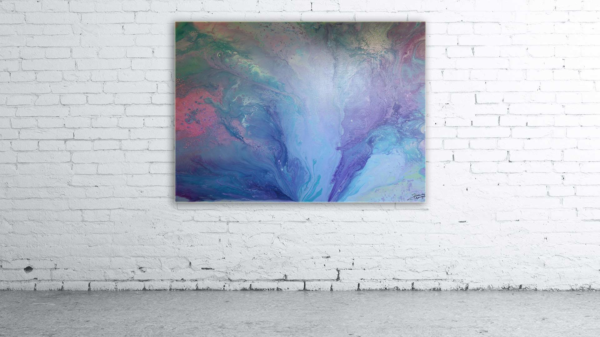 Fairytale ocean mist Image