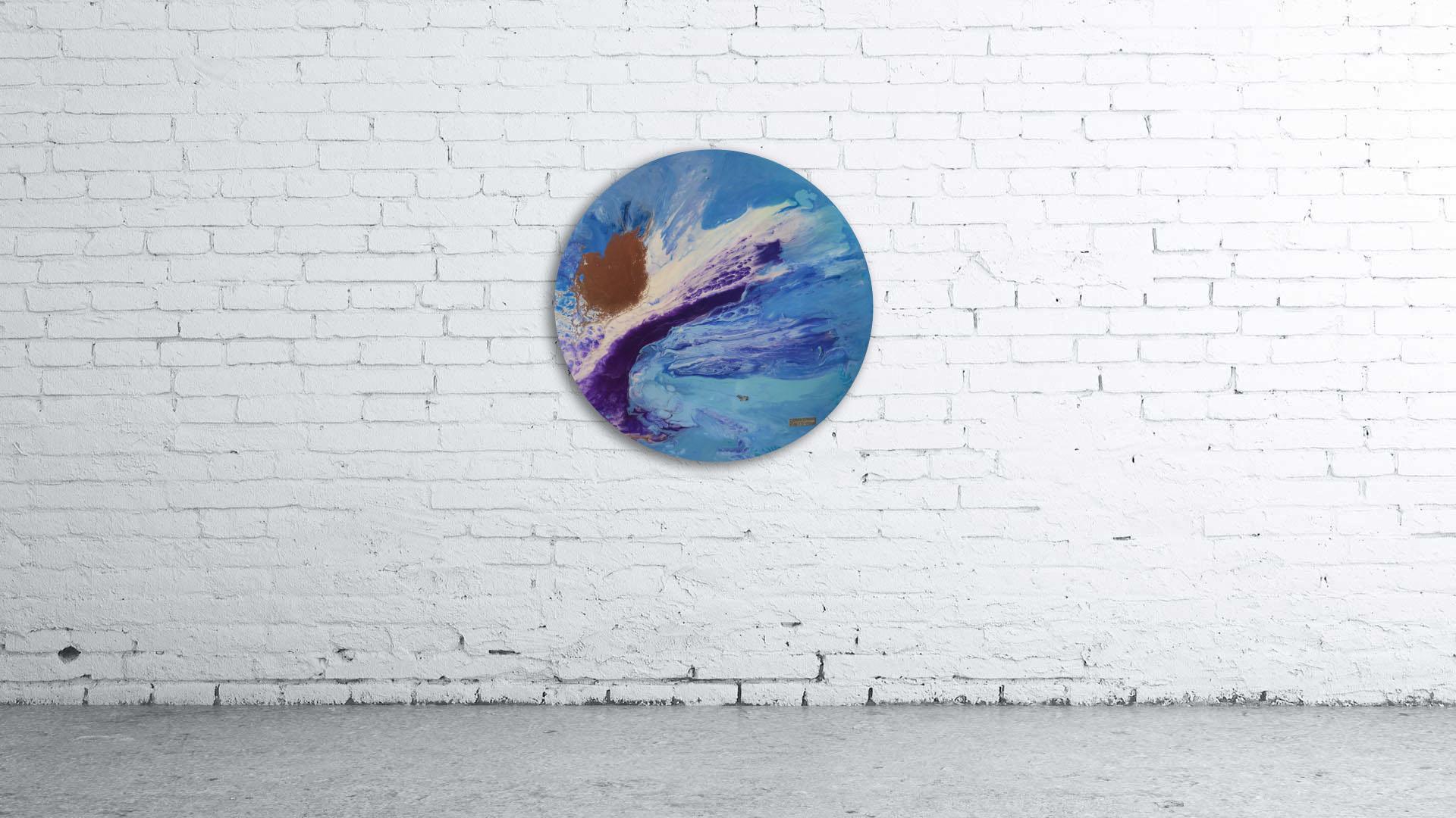 Ocean explosion Image